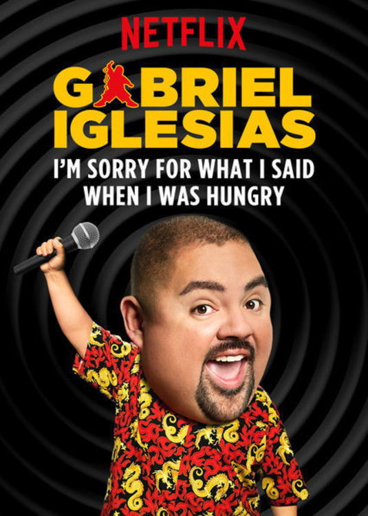 Gabriel lglesias: I'm Sorry For What I Said When I Was Hungry online