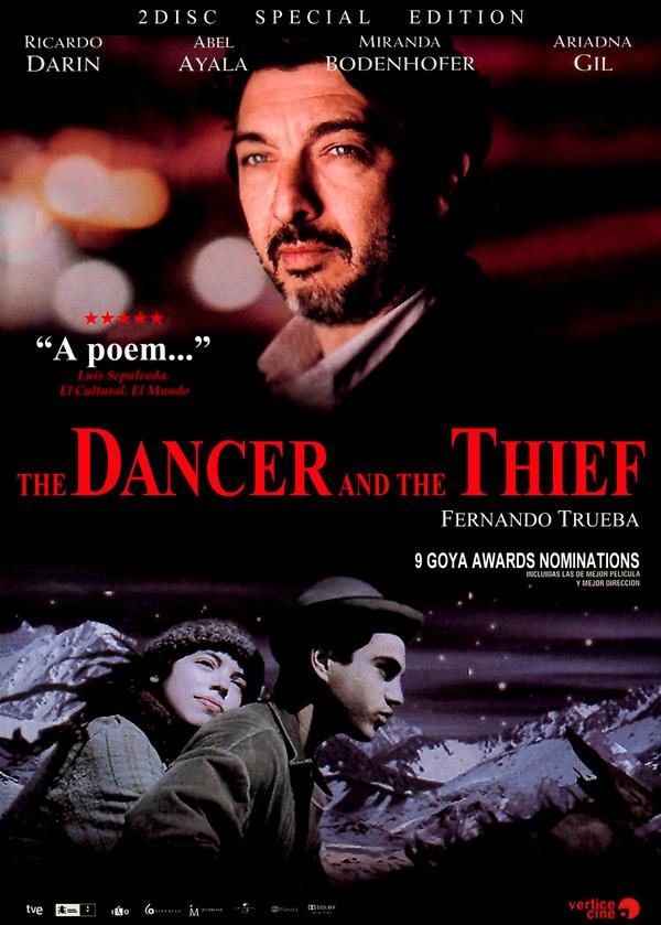 Tanečnice a zloděj online