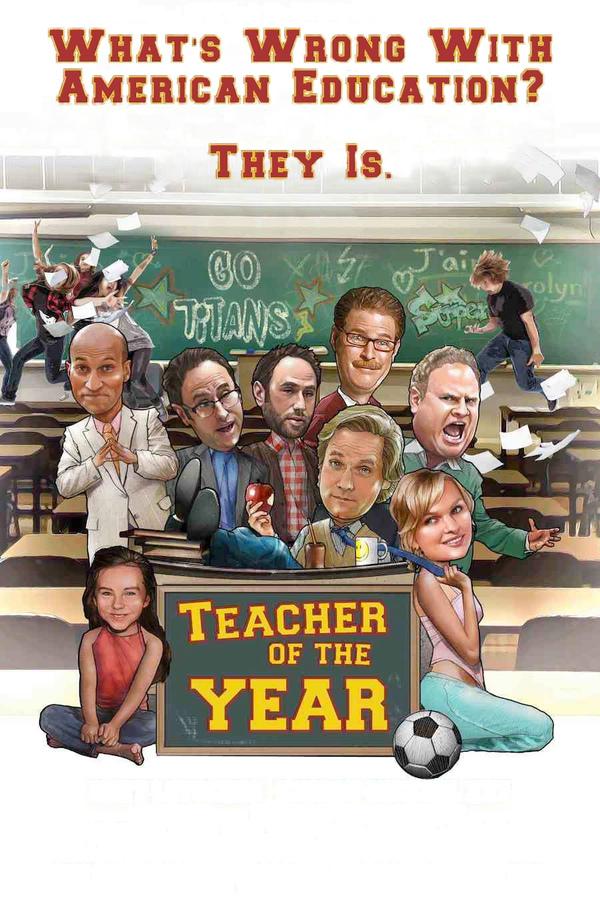 Teacher of the Year online
