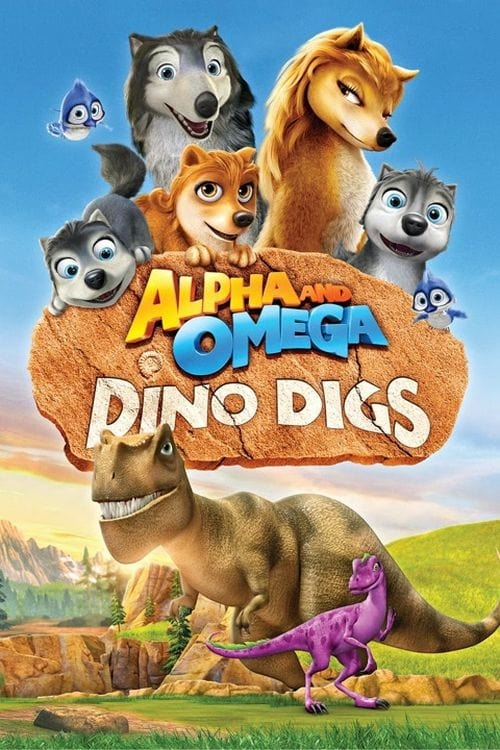 Alpha and Omega: Dino Digs online