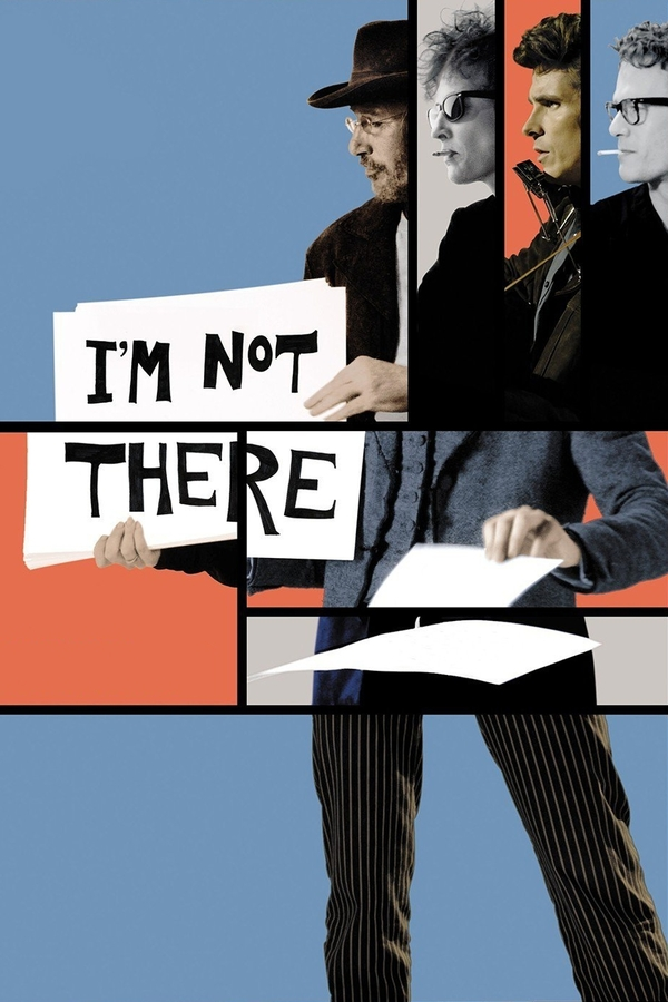 Beze mě: Šest tváří Boba Dylana online