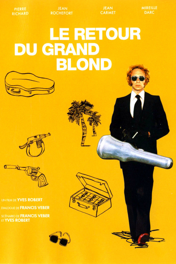 Návrat velkého blondýna online