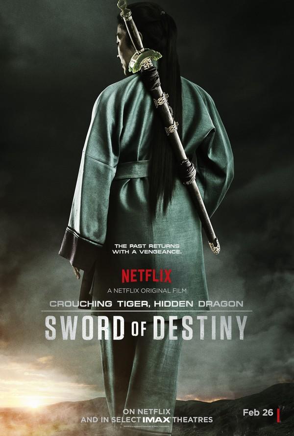 Crouching Tiger, Hidden Dragon: Sword of Destiny online