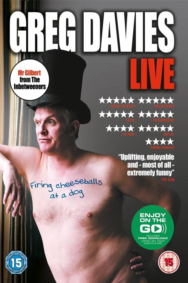 Greg Davies Live: Firing Cheeseballs at a Dog online