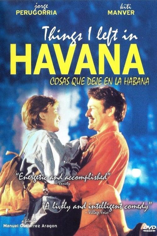 Cosas que dejé en La Habana online