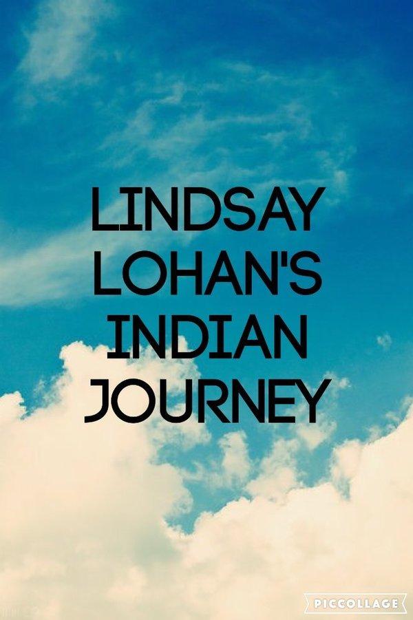 Lindsay Lohan's Indian Journey online