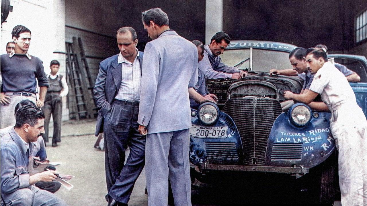 Život v plné rychlosti: Příběh Juana Manuela Fangia