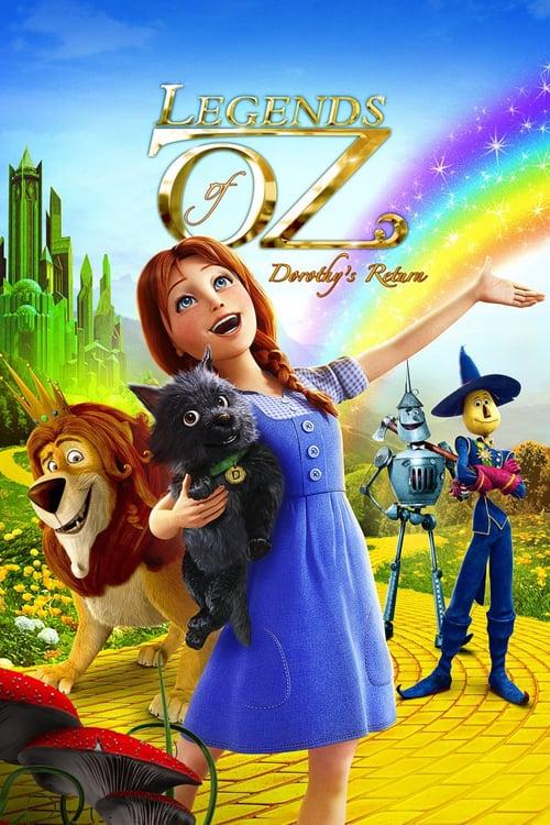 Legenda Země Oz: Dorotka se vrací online
