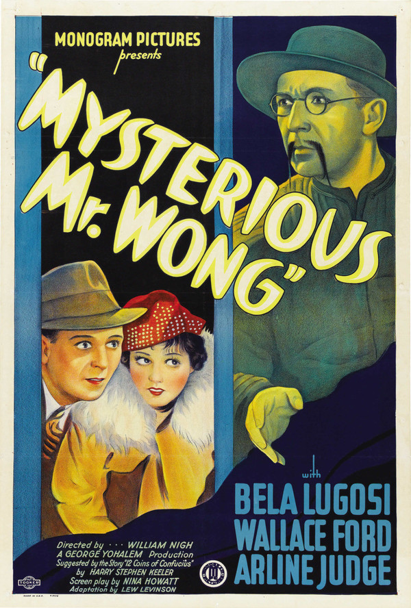 The Mysterious Mr. Wong online