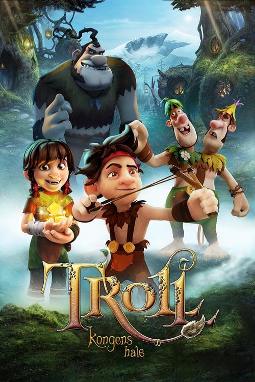 Trollové a kouzelný les online