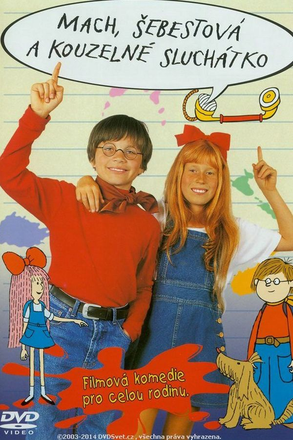 Max, Sally and the Magic Phone