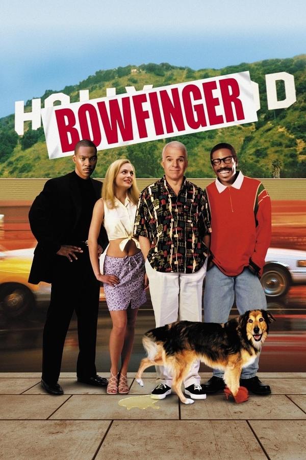 Trhák pana Bowfingera online