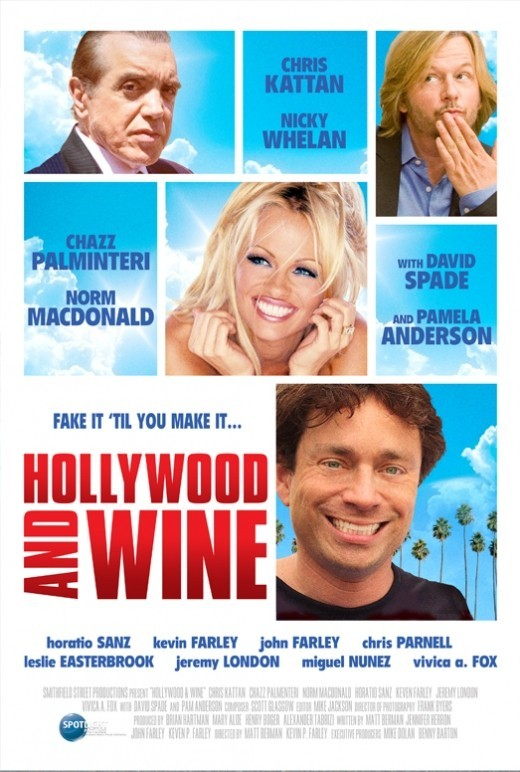 Hollywood and Wine online
