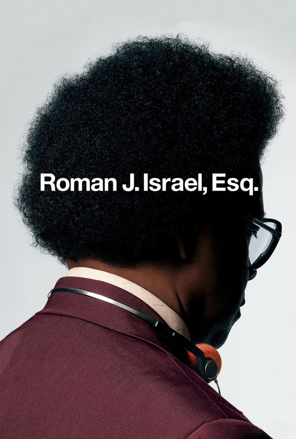Roman J. Israel, Esq. online