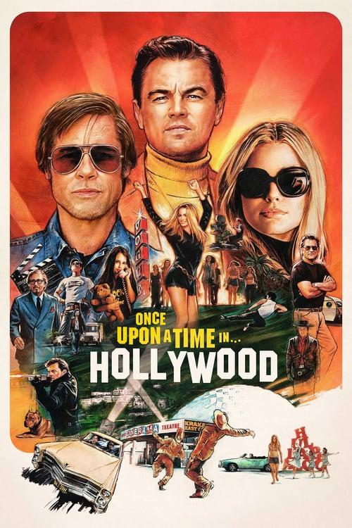 Tenkrát v Hollywoodu - Tržby a návštěvnost
