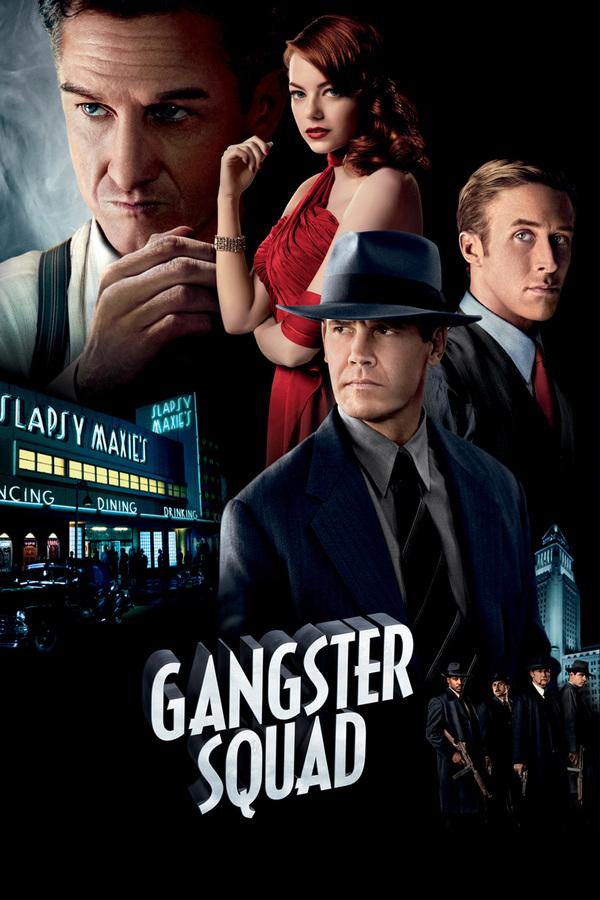 Gangster Squad - Lovci mafie online