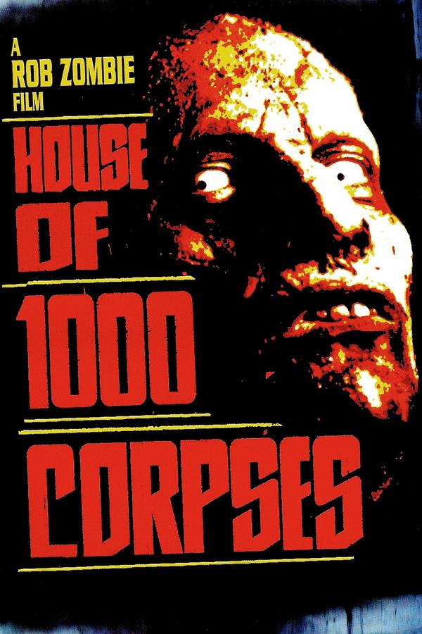 Dům tisíce mrtvol online