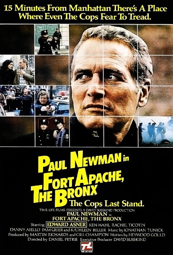 Pevnost Apačů v Bronxu online