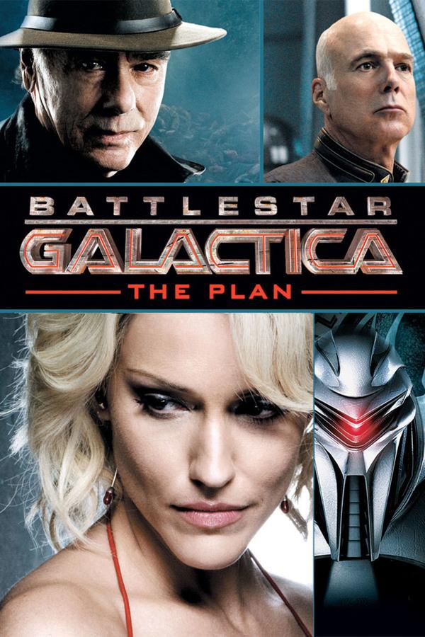 Battlestar Galactica: Plán online