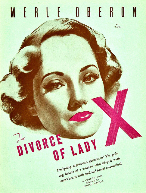 The Divorce of Lady X online