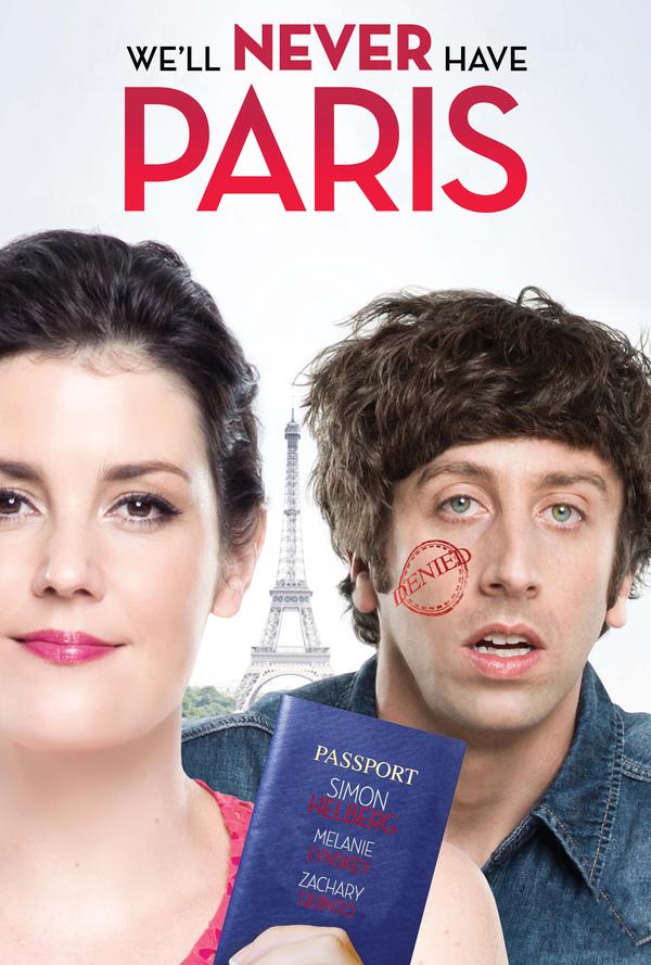 Za láskou do Paříže online