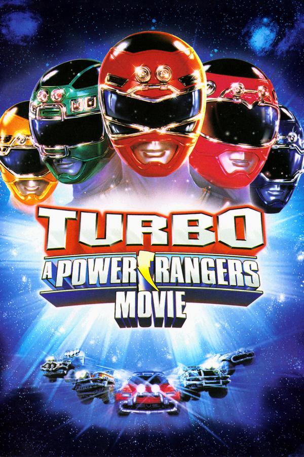 Turbo: A Power Rangers Movie online