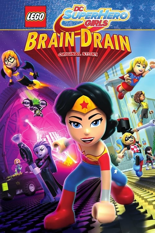 Lego DC Super Hero Girls: Brain Drain online