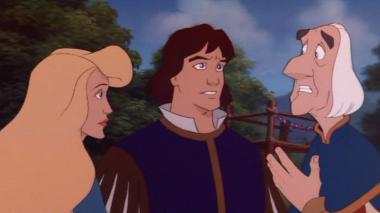 Labutí princezna 3: Tajemství kouzelného pokladu