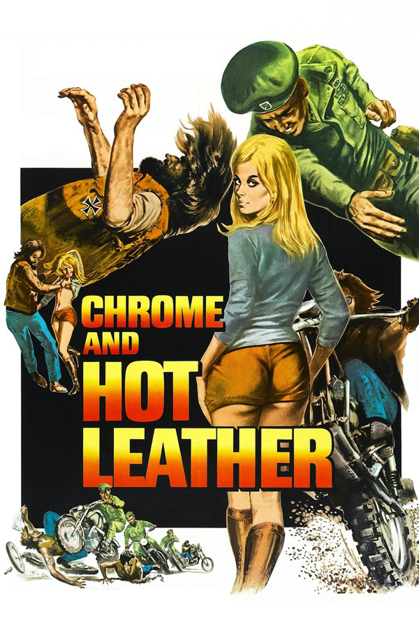 Chrome and Hot Leather online