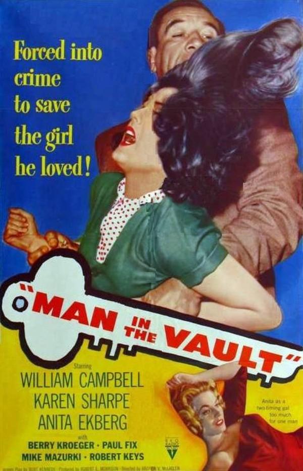 The Man in the Vault online