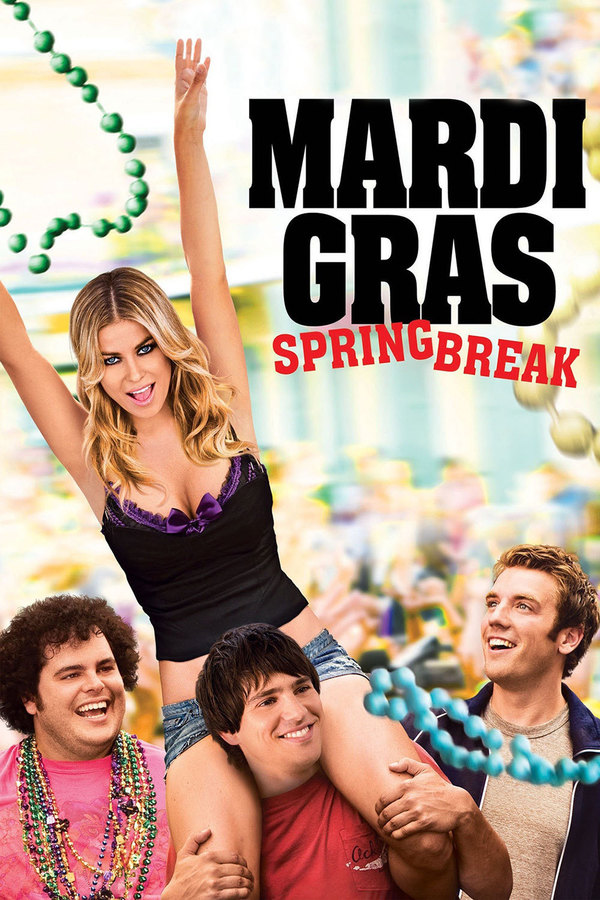 Mardi Gras: Spring Break online