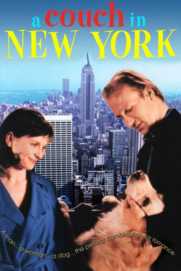 Pohovka v New Yorku online