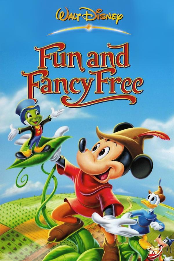 Fun & Fancy Free online