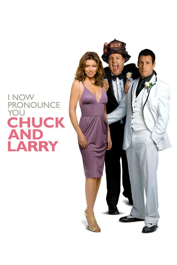 Když si Chuck bral Larryho online
