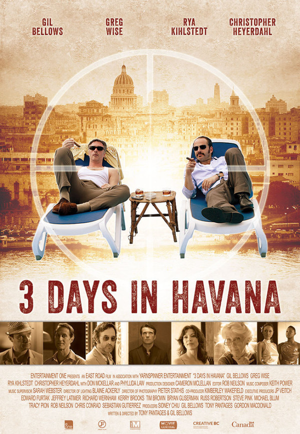 3 Days in Havana online