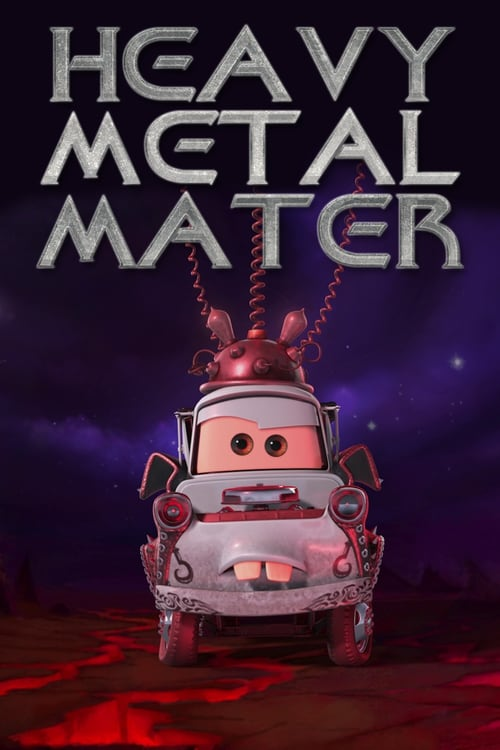 Cars Toon: Heavy Metal Mater online