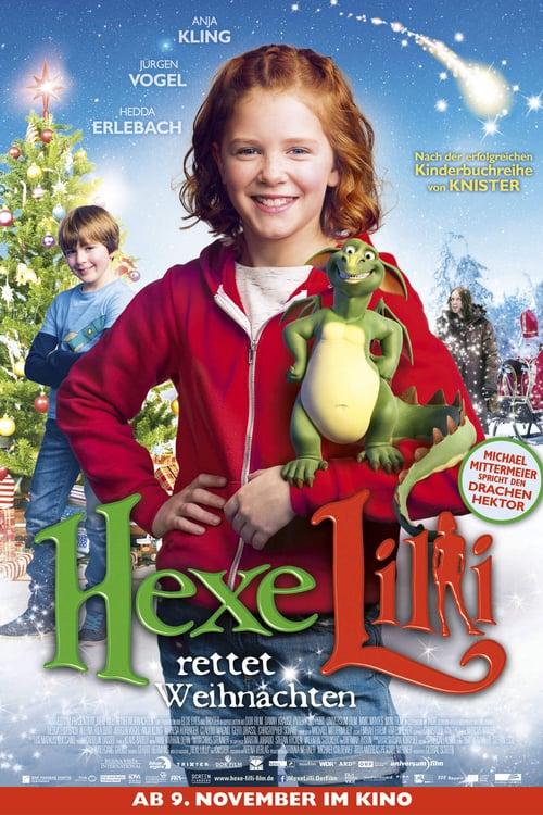 Čarodějka Lilly zachraňuje Vánoce online