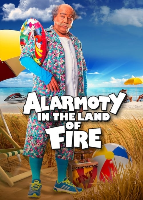 Alarmoty in the Land of Fire online
