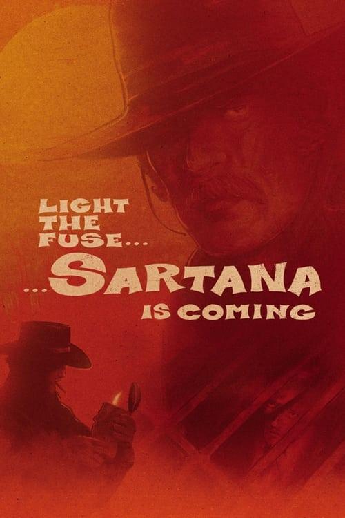 Hleďte... Sartana přichází / Já jsem Sartana / Cena smrti / Sartana v údolí smrti online