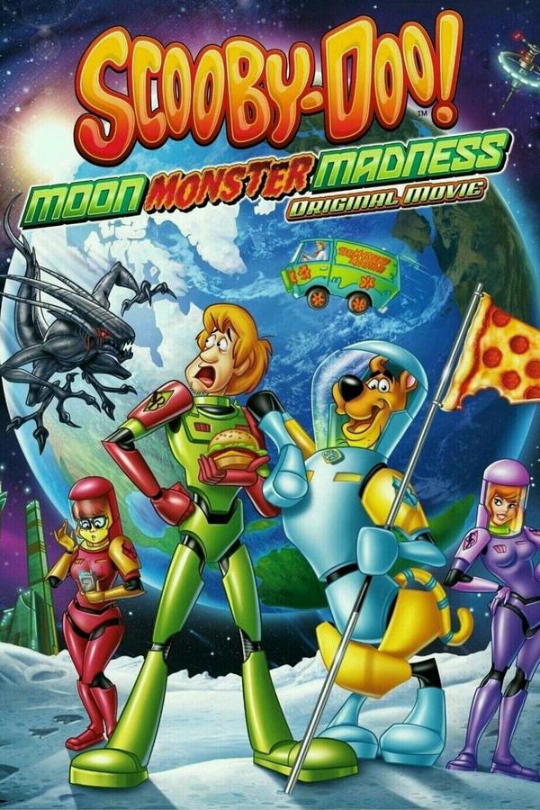 Scooby Doo: Měsíční nestvůra vylézá online