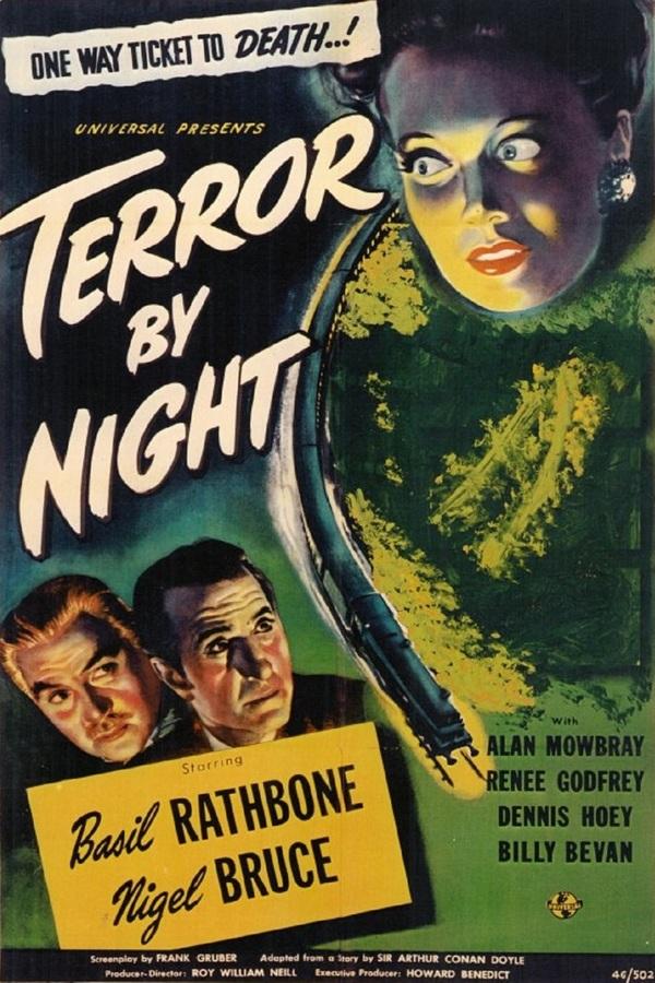 Strach v nočním vlaku online