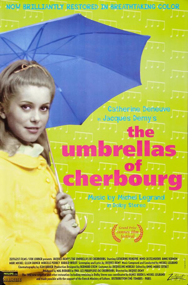 Paraplíčka z Cherbourgu online