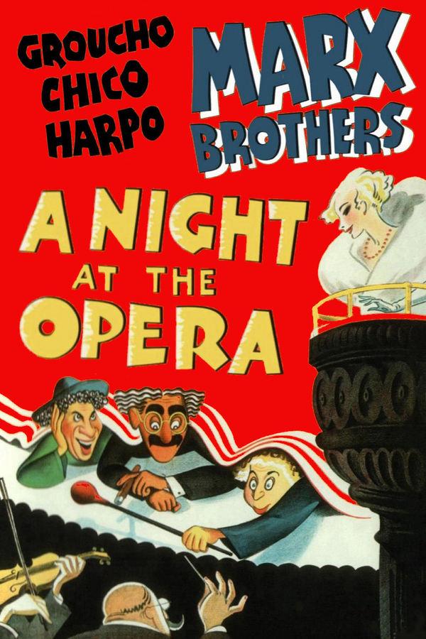 Noc v opeře online