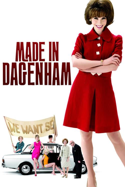 Vyrobeno v Dagenhamu online