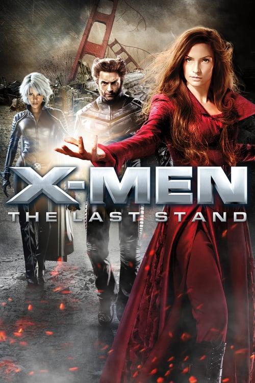 X-Men: Poslední vzdor online
