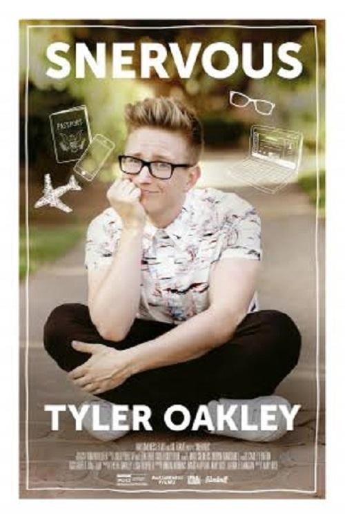 Snervous Tyler Oakley online