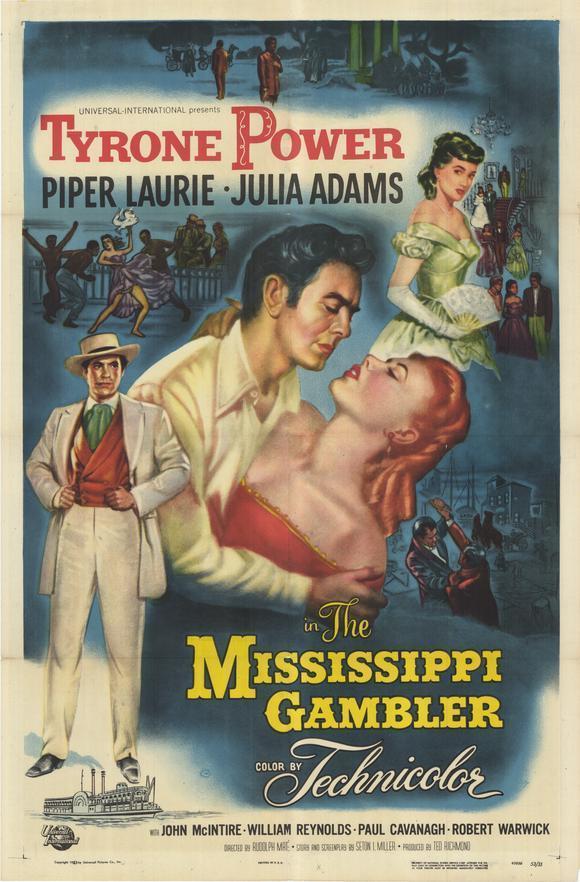 The Mississippi Gambler online