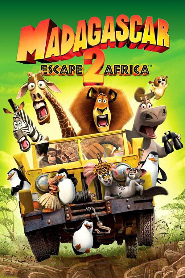 Madagaskar 2 - Tržby a návštěvnost