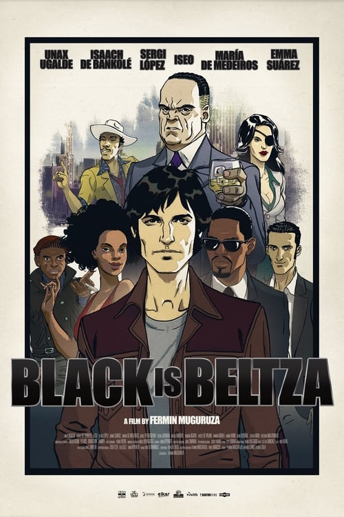 Black is Beltza online