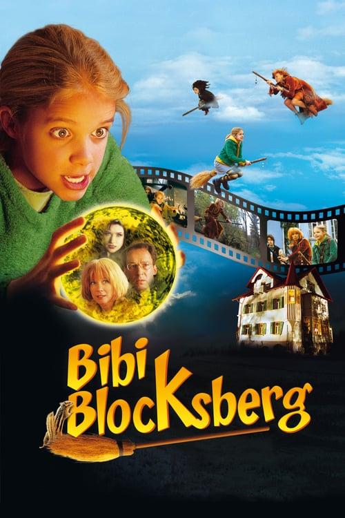 Malá čarodějka Bibi online